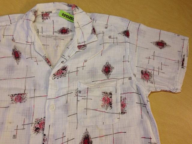 6月10日(水)大阪店夏物ヴィンテージ入荷!!#2 VintageShirt!!BorderCheckStripeSolid!!(大阪アメ村店)_c0078587_1256439.jpg