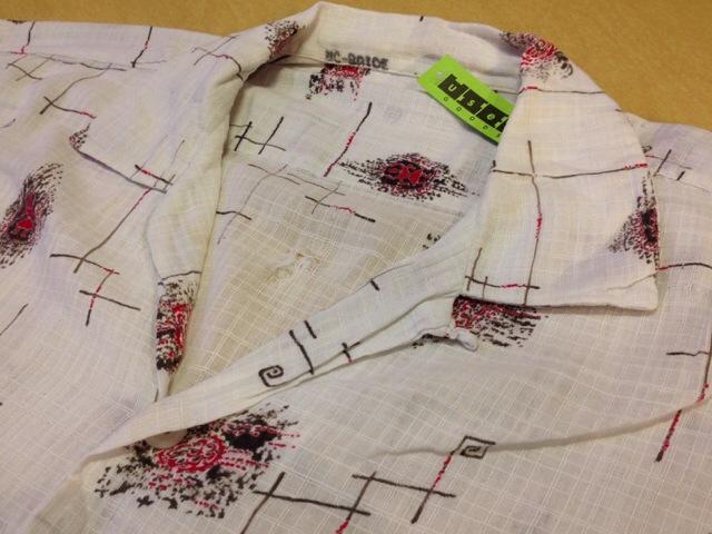 6月10日(水)大阪店夏物ヴィンテージ入荷!!#2 VintageShirt!!BorderCheckStripeSolid!!(大阪アメ村店)_c0078587_12565037.jpg