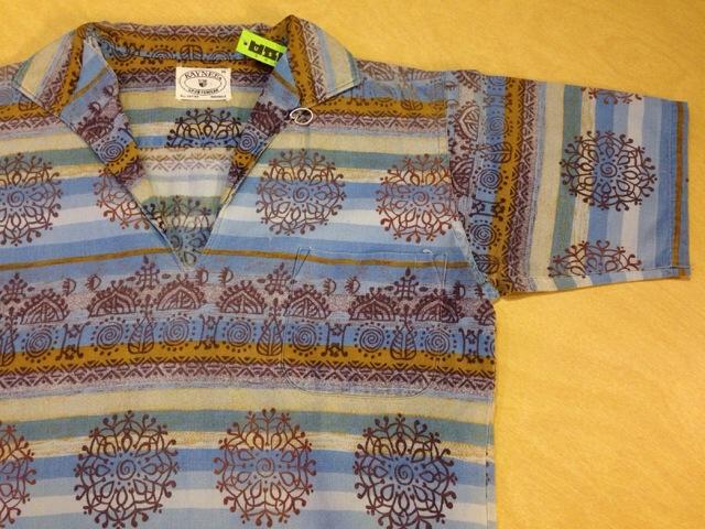 6月10日(水)大阪店夏物ヴィンテージ入荷!!#2 VintageShirt!!BorderCheckStripeSolid!!(大阪アメ村店)_c0078587_12573725.jpg