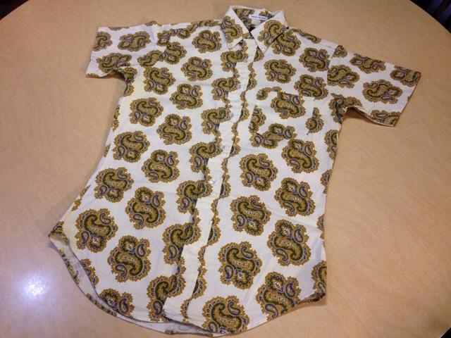 6月10日(水)大阪店夏物ヴィンテージ入荷!!#2 VintageShirt!!BorderCheckStripeSolid!!(大阪アメ村店)_c0078587_12591364.jpg