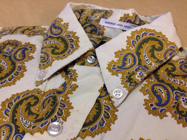 6月10日(水)大阪店夏物ヴィンテージ入荷!!#2 VintageShirt!!BorderCheckStripeSolid!!(大阪アメ村店)_c0078587_12593613.jpg