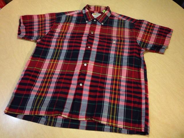 6月10日(水)大阪店夏物ヴィンテージ入荷!!#2 VintageShirt!!BorderCheckStripeSolid!!(大阪アメ村店)_c0078587_12595618.jpg