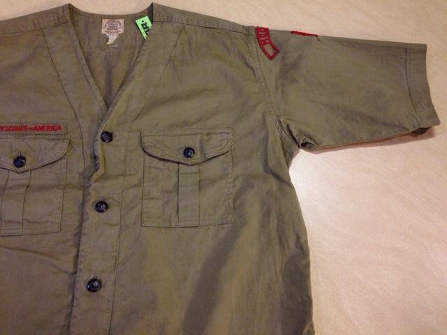 6月10日(水)大阪店夏物ヴィンテージ入荷!!#3 VintageWorkItem!!DeadStock&ChainStitch!!(大阪アメ村店)_c0078587_1318347.jpg