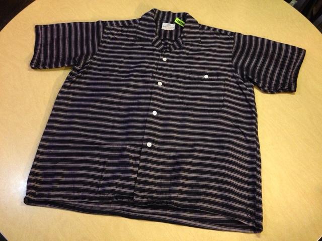 6月10日(水)大阪店夏物ヴィンテージ入荷!!#2 VintageShirt!!BorderCheckStripeSolid!!(大阪アメ村店)_c0078587_1321281.jpg