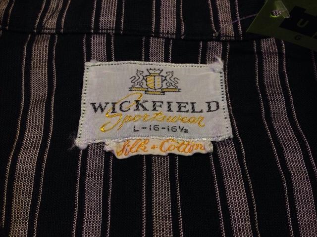 6月10日(水)大阪店夏物ヴィンテージ入荷!!#2 VintageShirt!!BorderCheckStripeSolid!!(大阪アメ村店)_c0078587_1322069.jpg