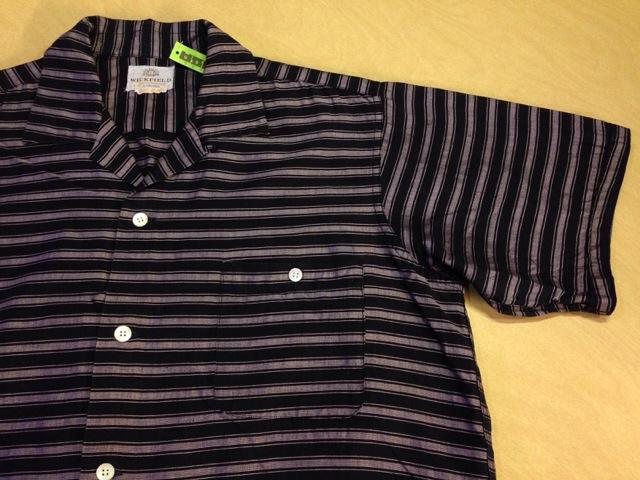 6月10日(水)大阪店夏物ヴィンテージ入荷!!#2 VintageShirt!!BorderCheckStripeSolid!!(大阪アメ村店)_c0078587_132336.jpg
