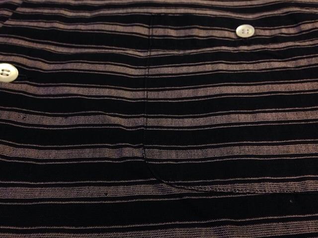 6月10日(水)大阪店夏物ヴィンテージ入荷!!#2 VintageShirt!!BorderCheckStripeSolid!!(大阪アメ村店)_c0078587_1324844.jpg
