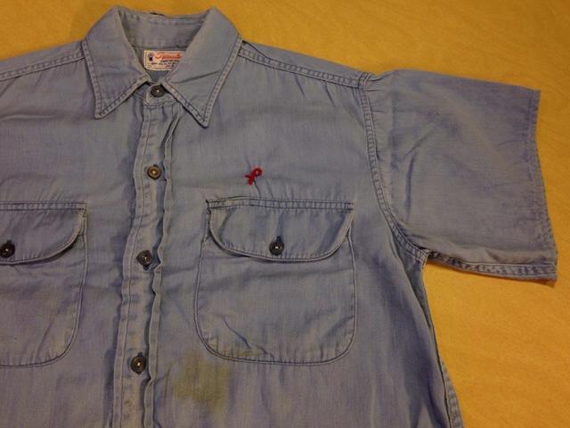6月10日(水)大阪店夏物ヴィンテージ入荷!!#3 VintageWorkItem!!DeadStock&ChainStitch!!(大阪アメ村店)_c0078587_13293496.jpg