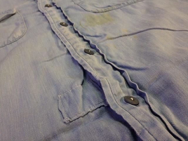 6月10日(水)大阪店夏物ヴィンテージ入荷!!#3 VintageWorkItem!!DeadStock&ChainStitch!!(大阪アメ村店)_c0078587_13294973.jpg