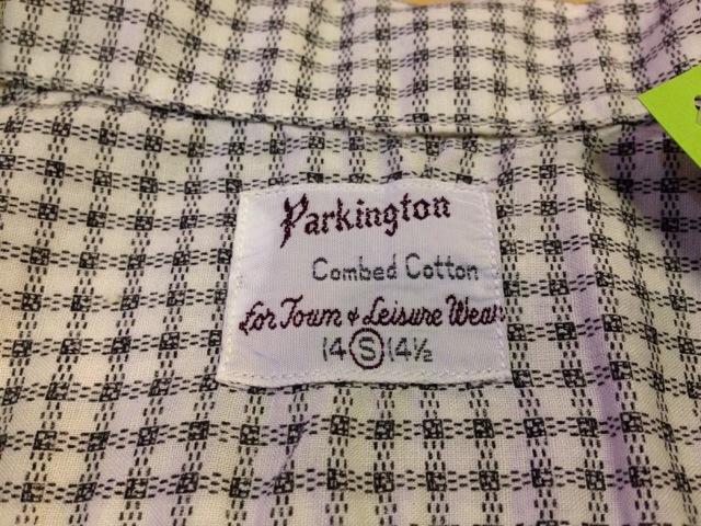 6月10日(水)大阪店夏物ヴィンテージ入荷!!#2 VintageShirt!!BorderCheckStripeSolid!!(大阪アメ村店)_c0078587_1331971.jpg