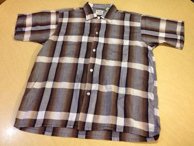 6月10日(水)大阪店夏物ヴィンテージ入荷!!#2 VintageShirt!!BorderCheckStripeSolid!!(大阪アメ村店)_c0078587_134750.jpg