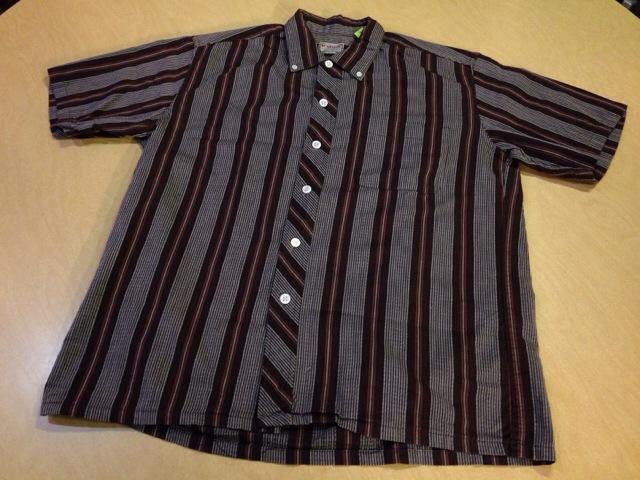 6月10日(水)大阪店夏物ヴィンテージ入荷!!#2 VintageShirt!!BorderCheckStripeSolid!!(大阪アメ村店)_c0078587_135197.jpg