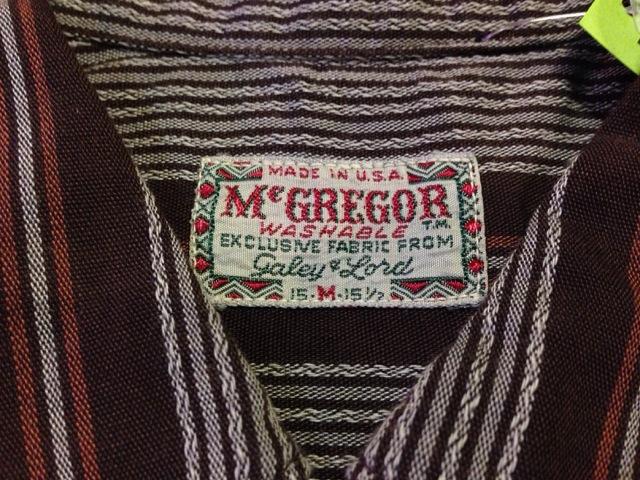 6月10日(水)大阪店夏物ヴィンテージ入荷!!#2 VintageShirt!!BorderCheckStripeSolid!!(大阪アメ村店)_c0078587_135983.jpg