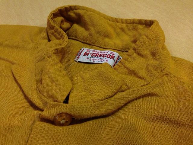 6月10日(水)大阪店夏物ヴィンテージ入荷!!#2 VintageShirt!!BorderCheckStripeSolid!!(大阪アメ村店)_c0078587_1361357.jpg