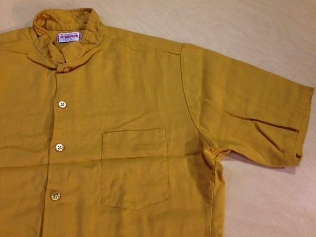6月10日(水)大阪店夏物ヴィンテージ入荷!!#2 VintageShirt!!BorderCheckStripeSolid!!(大阪アメ村店)_c0078587_136589.jpg