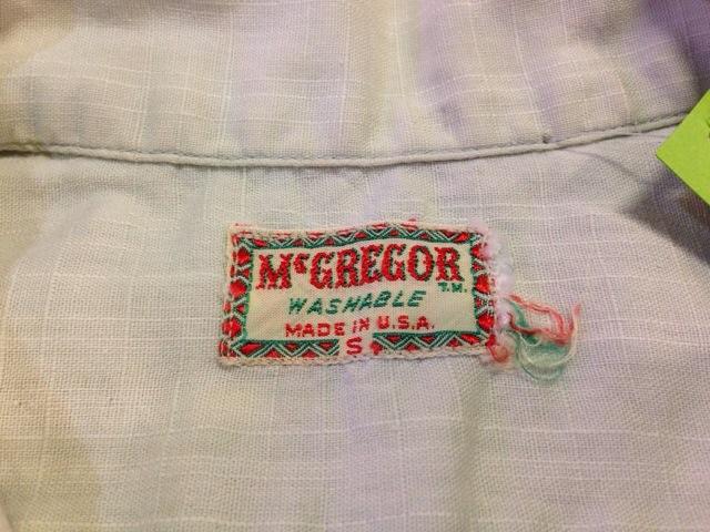 6月10日(水)大阪店夏物ヴィンテージ入荷!!#2 VintageShirt!!BorderCheckStripeSolid!!(大阪アメ村店)_c0078587_137063.jpg
