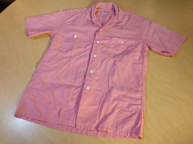 6月10日(水)大阪店夏物ヴィンテージ入荷!!#2 VintageShirt!!BorderCheckStripeSolid!!(大阪アメ村店)_c0078587_1374317.jpg