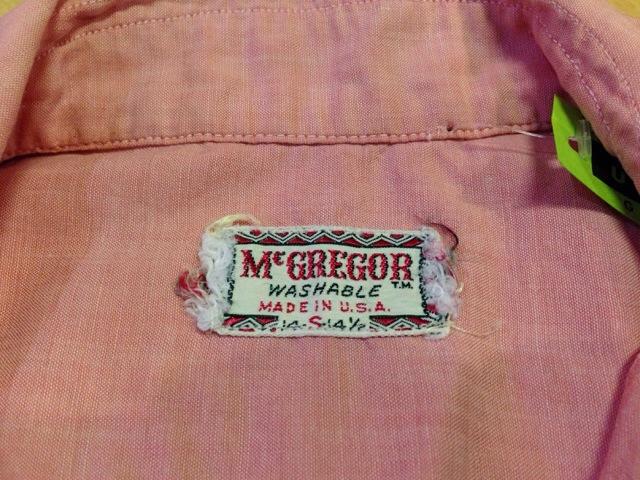 6月10日(水)大阪店夏物ヴィンテージ入荷!!#2 VintageShirt!!BorderCheckStripeSolid!!(大阪アメ村店)_c0078587_1375128.jpg