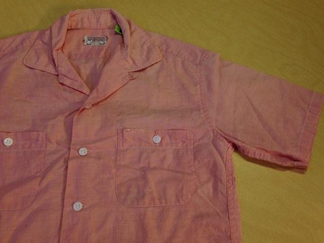 6月10日(水)大阪店夏物ヴィンテージ入荷!!#2 VintageShirt!!BorderCheckStripeSolid!!(大阪アメ村店)_c0078587_1375812.jpg