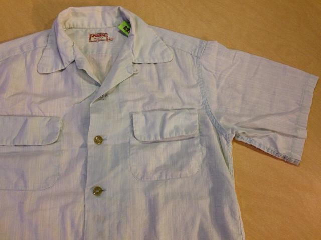 6月10日(水)大阪店夏物ヴィンテージ入荷!!#2 VintageShirt!!BorderCheckStripeSolid!!(大阪アメ村店)_c0078587_137961.jpg