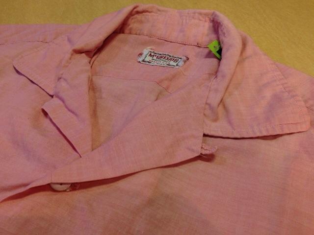 6月10日(水)大阪店夏物ヴィンテージ入荷!!#2 VintageShirt!!BorderCheckStripeSolid!!(大阪アメ村店)_c0078587_13854.jpg