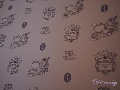 SOHO\'s Secret Tea RoomでCream Tea_f0238789_695977.jpg