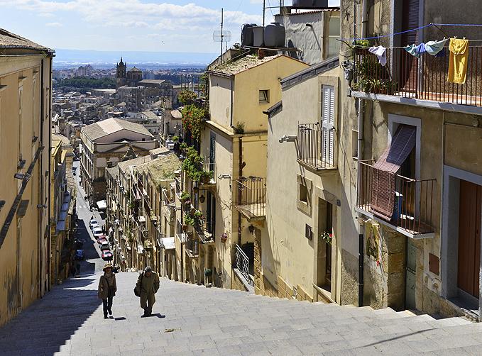 イタリア本島からシチリアへ。_f0245594_850546.jpg