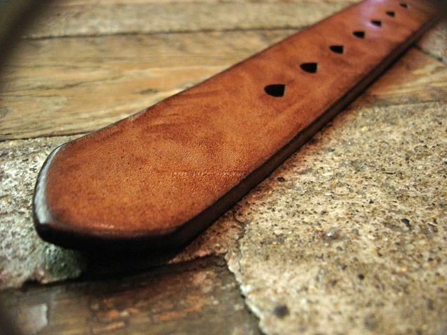 NEW : [Vintage Works] Special Hand Works [Leather Belt] !!_a0132147_23184357.jpg