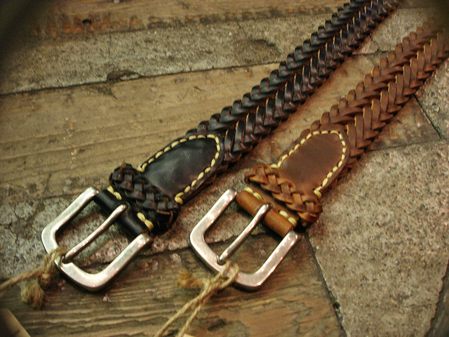 NEW : [Vintage Works] Special Hand Works [Leather Belt] !!_a0132147_23203266.jpg