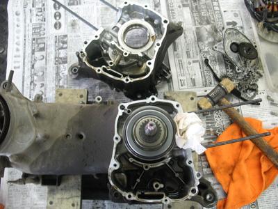 PCX125をPCX150クランク+ヘッドで170cc化_e0114857_2115697.jpg