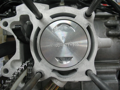 PCX125をPCX150クランク+ヘッドで170cc化_e0114857_21594339.jpg