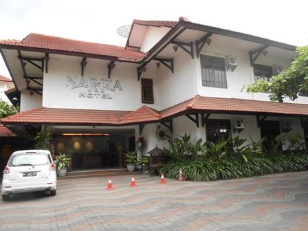 東部ジャワ島旅行(ホテル事情)_d0083068_15295275.jpg