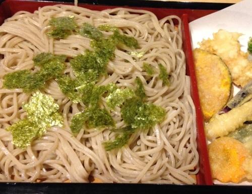 長野の旅1:大平庵本店の蕎麦_e0054299_22341696.jpg