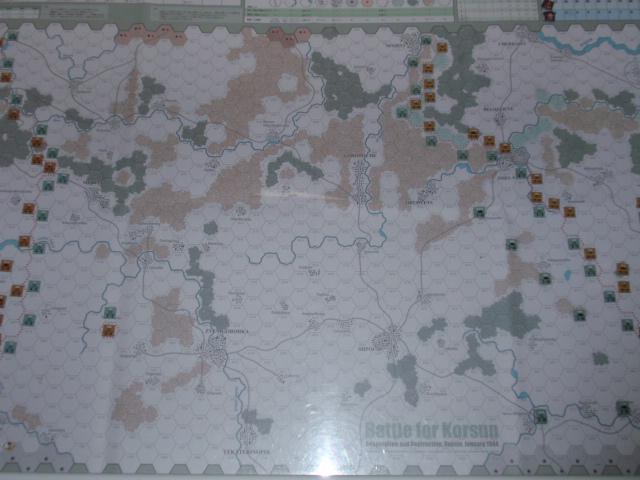 CHS/CMJ「コルスンの戦い」ソロプレイ(2戦目)①_b0162202_17415281.jpg