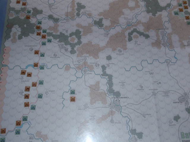 CHS/CMJ「コルスンの戦い」ソロプレイ(2戦目)①_b0162202_17421279.jpg