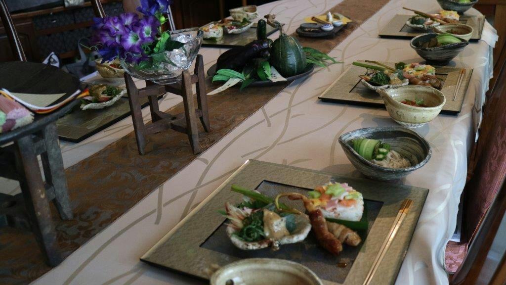 今月の料理教室は七夕料理です。_f0323446_23345384.jpg
