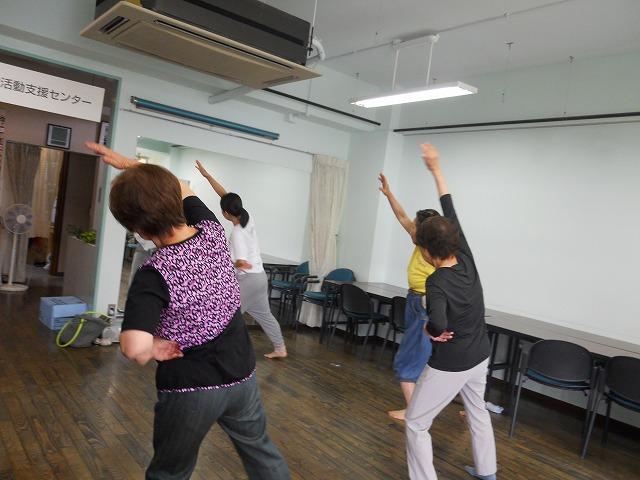 ぴよぴよ麻雀と優しいエアロビクス教室_c0113948_14263754.jpg