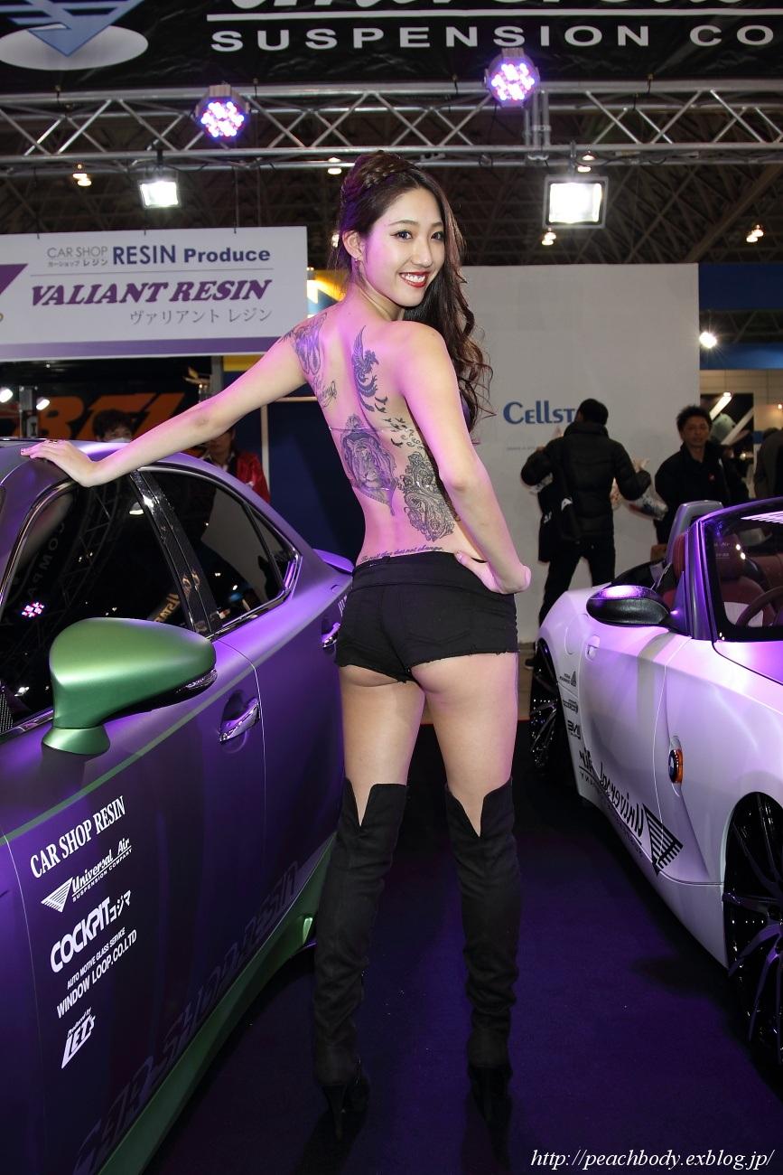 yurina さん(UNIVERSAL AIR ブース)_c0215885_19152297.jpg