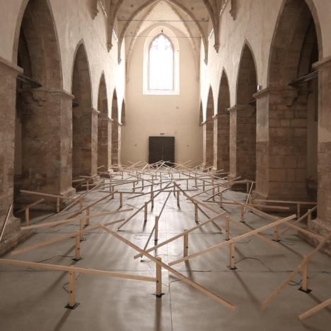 Swiss artist Zimoun | Zimoun-installation_e0149941_2304260.jpg