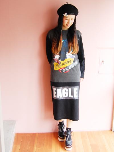 DRYのワンピ買いました♡ by azu_f0053343_13565337.jpg