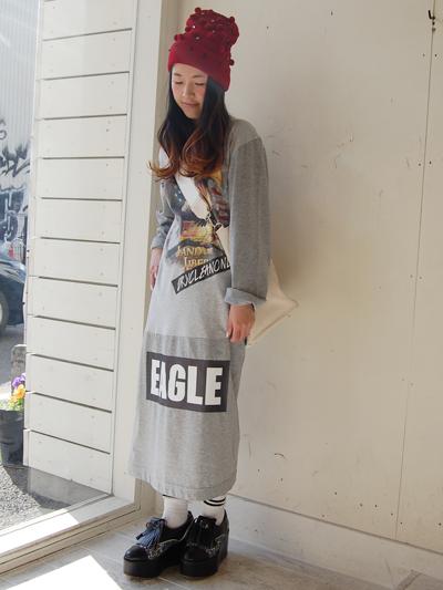 DRYのワンピ買いました♡ by azu_f0053343_13593218.jpg