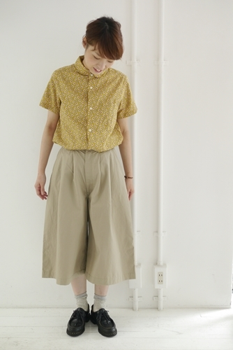 夏のシャツ。_e0247148_21211133.jpg
