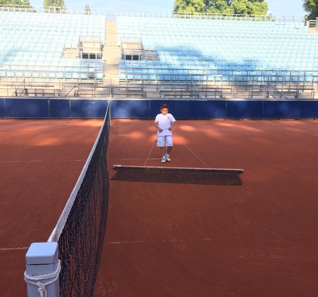 夏だ、テニスだ、太陽だ!_c0180686_17452235.jpg