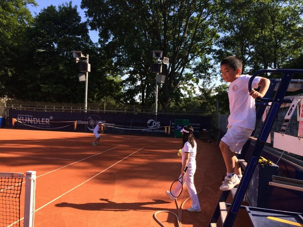 夏だ、テニスだ、太陽だ!_c0180686_17453996.jpg