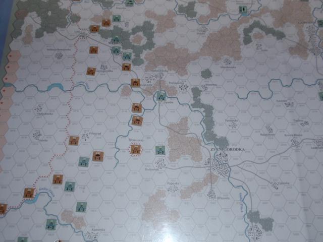 CHS/CMJ「コルスンの戦い」ソロプレイ(2戦目)②_b0162202_17445159.jpg