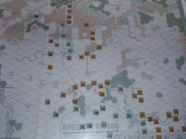 CHS/CMJ「コルスンの戦い」ソロプレイ(2戦目)②_b0162202_17483685.jpg