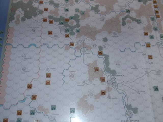 CHS/CMJ「コルスンの戦い」ソロプレイ(2戦目)②_b0162202_17484691.jpg