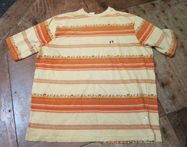 6/13(土)入荷!70'S〜HANGTEN ボーダーTシャツ!_c0144020_15214656.jpg