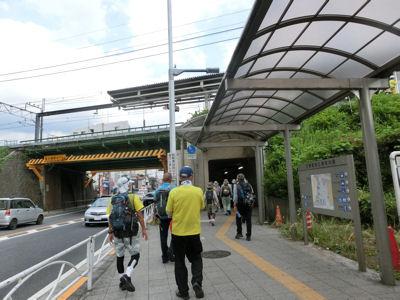 お茶壷道中(甲州街道) 日野の渡し_f0019247_1434367.jpg