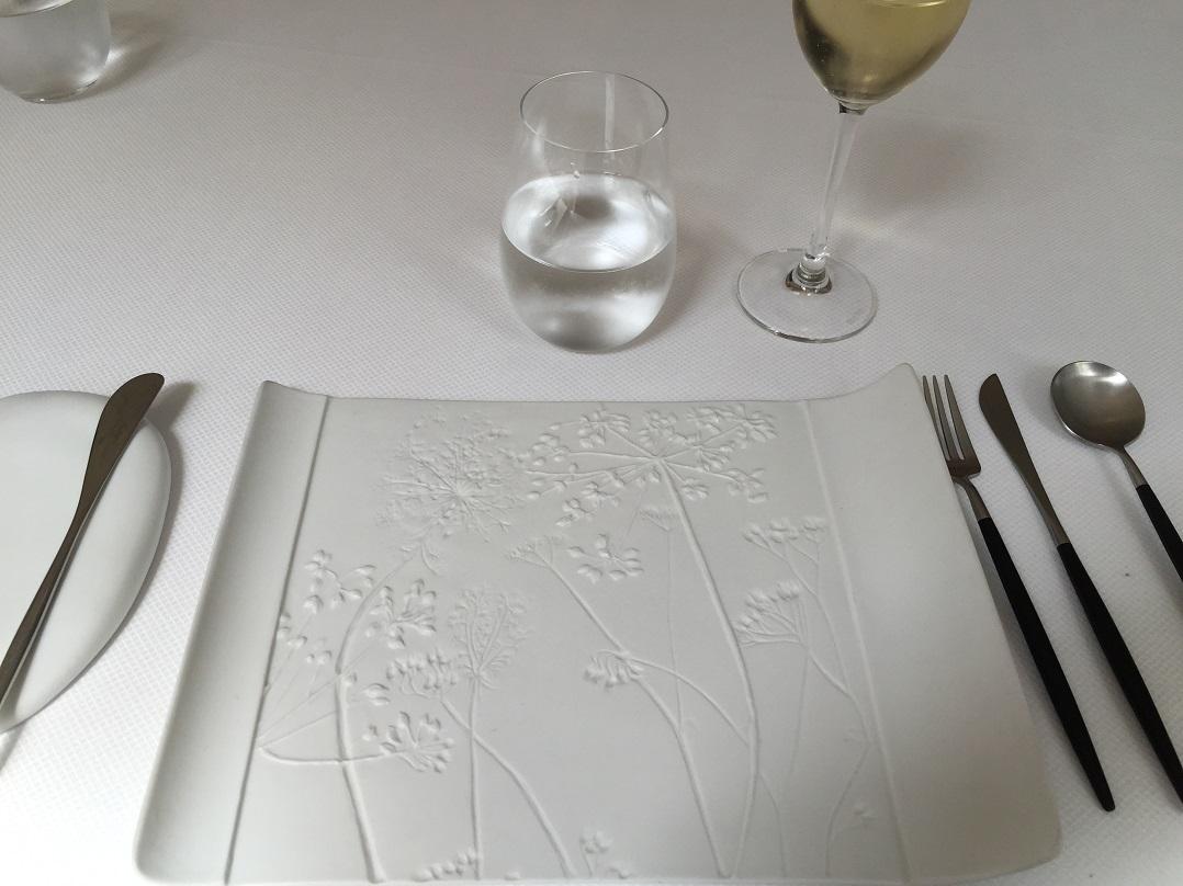 パリ 日本人シェフの店(Restaurant PAGES)_b0060363_18235964.jpg